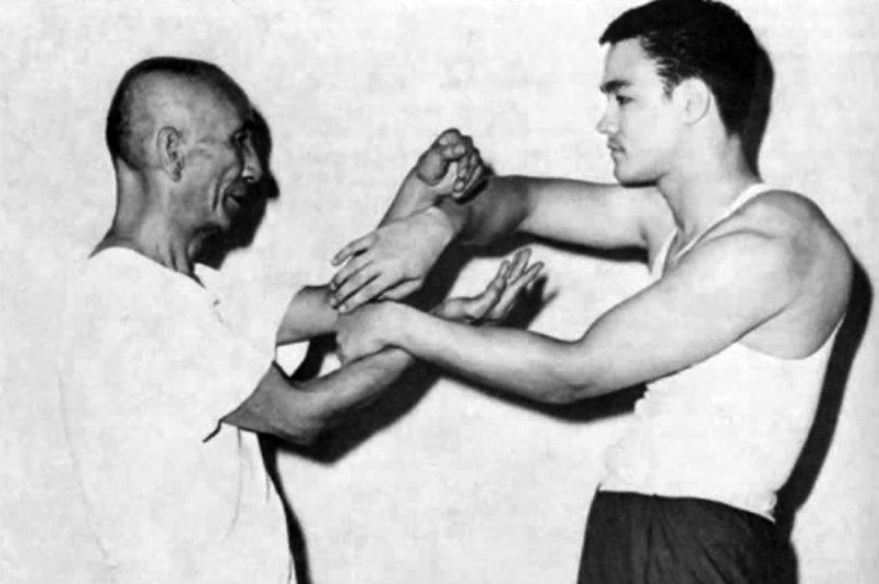 kung-fu & cruauté